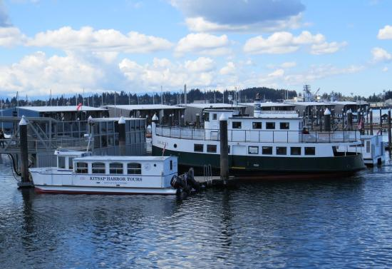 ‪Kitsap Harbor Tours‬