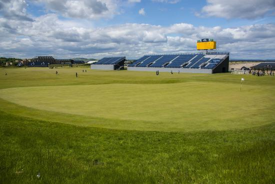 The Royal & Ancient Golf Club of St. Andrews: Prepping for the British Open