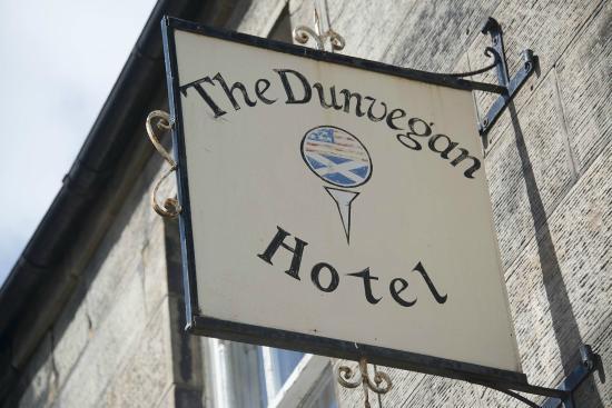 Golfer's Corner Lounge Bar at Dunvegan: Great lunch