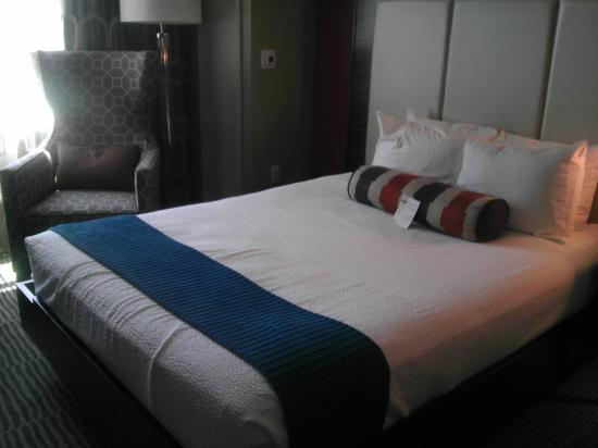 Coushatta Grand Hotel Queen Bed