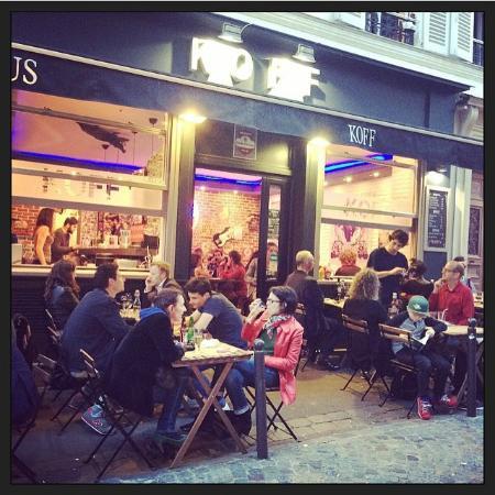 Restaurant Koff  Ef Bf Bd Paris