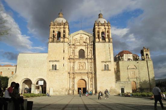 Templo de Santo Domingo de Guzmán: Late Afternoon at Templo de Santo Domingo de Guzman