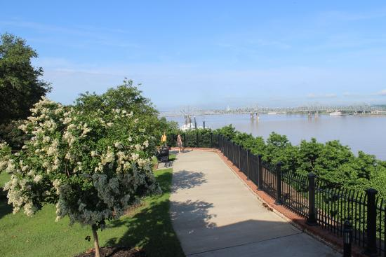 Bluff Park, Natchez, MS, May 2015