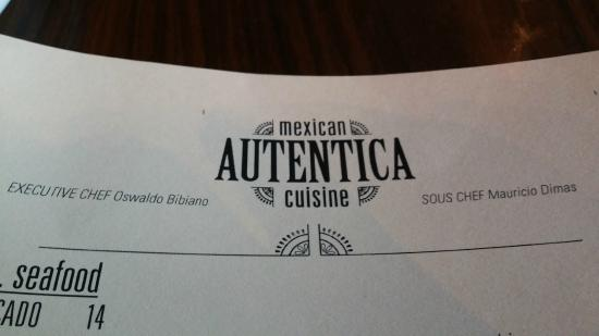 Logo picture of autentica mexican cuisine portland for Autentica mexican cuisine