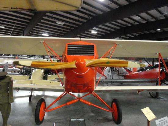Hood River, Oregón: One of my favorite planes @ the Museum