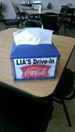Lia's Drive Inn