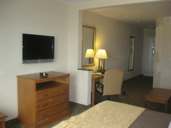 Comfort Inn & Suites Tifton: Media/Desk