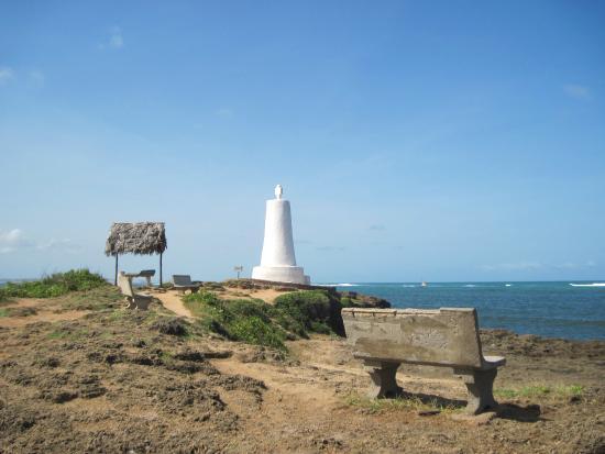 Vasco da Gama Pillar: Pillar