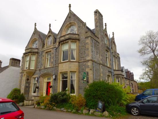 Rosehall Guest House: vista
