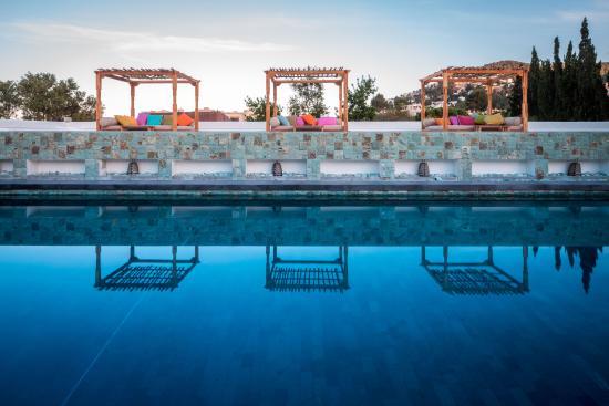 Ibizazen : Pool Cabanas