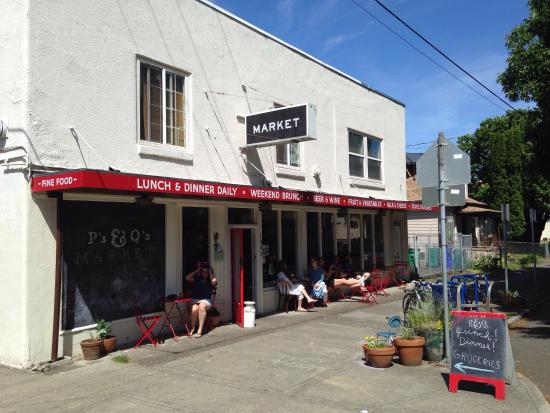 Photo of Restaurant P's & Q's at 1301 Ne Dekum St, Portland, OR 97211, United States
