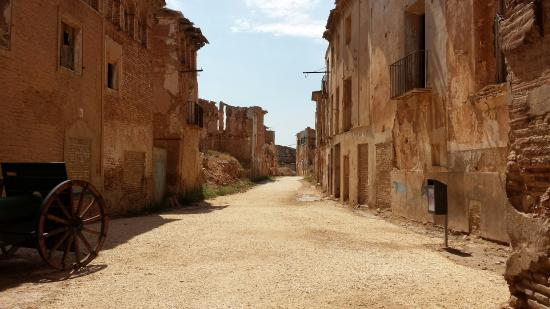 Belchite Turismo- Day Tours