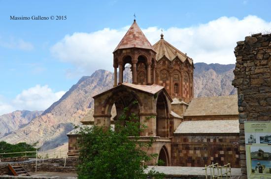 Saint Stepanos Monastery: Veduta
