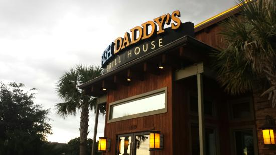 Fish daddy 39 s seafood grill picture of fd s grillhouse for Fish daddy s menu