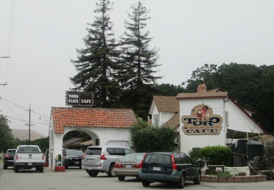 Toro Cafe Monterey Ca