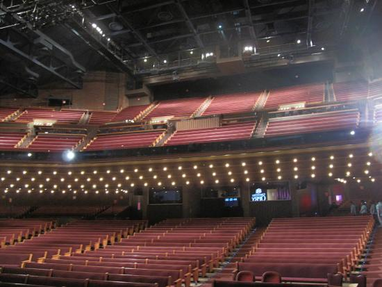 Grand Ole Opry Seating Review Brokeasshome Com