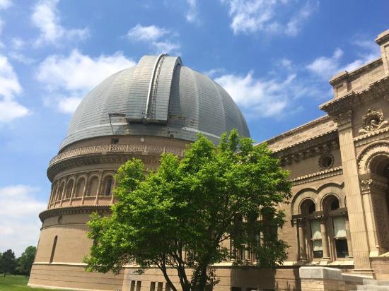 Yerkes Observatory: Observatory