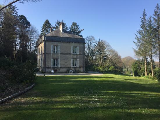 Early spring at Chateau de Beaulieu