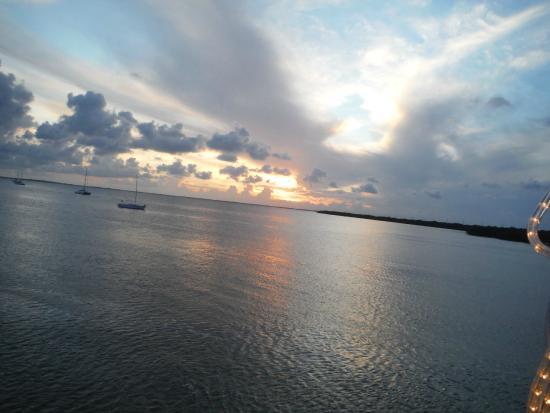 Island Time Cruises: Key Largo sunset