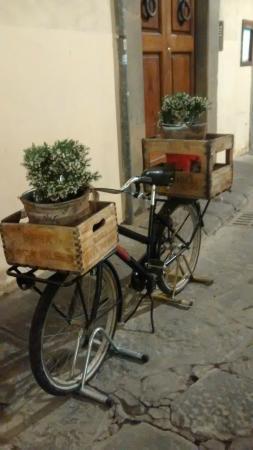 Hotel Scoti: Florença é assim.