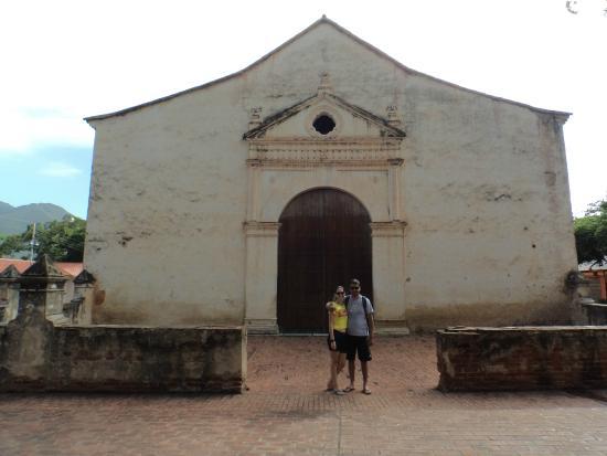 La Asuncion, Wenezuela: Catedral Nuestra Señora