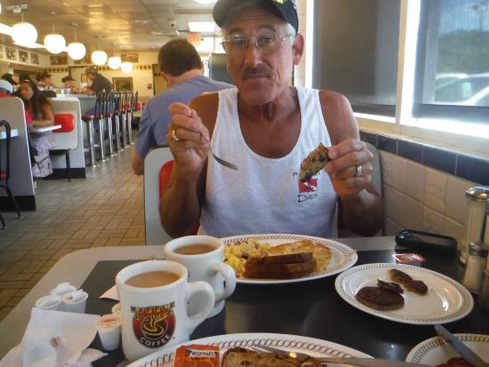 Apple Butter Raisin Bread Yum Picture Of Waffle House Key Largo Tripadvisor