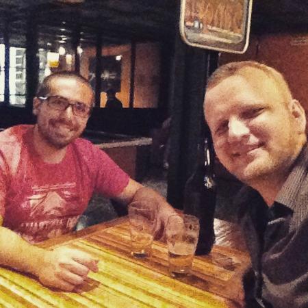HI Hostels Suites Palermo: Bar