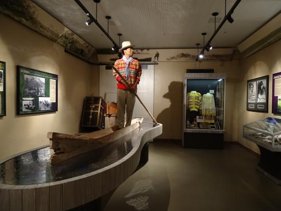 Naples Depot Museum: Ureinwohner