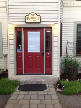 Old Parkdale Inn: Entry