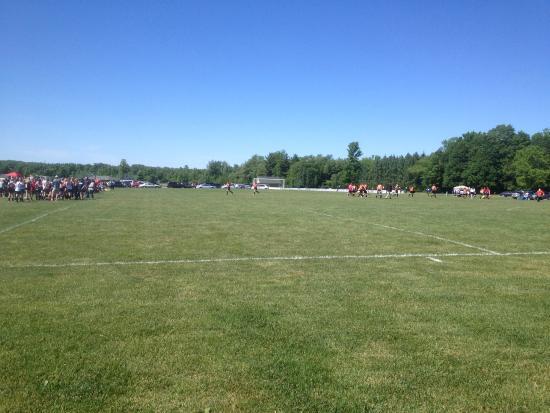 Hilton, NY: Grace & Truth Sports Park - soccer field