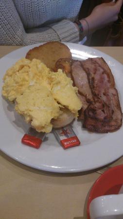 Cafe Bella Rosa: Great Breakfast