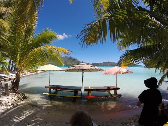 Maohi Nui : Lunch on a Private Island
