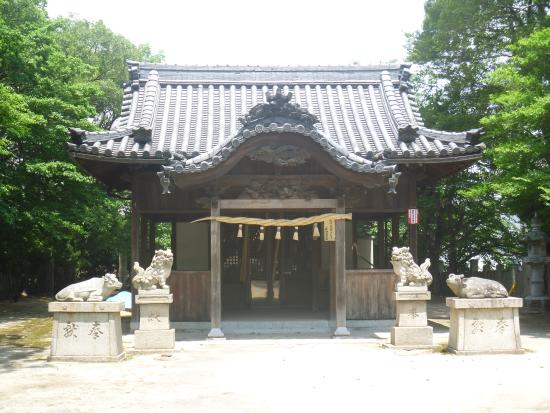Shoda Temman Shrine