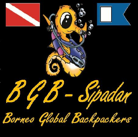 Borneo Global Sipadan Backpackers (Semporna): BGB Sipadan logo