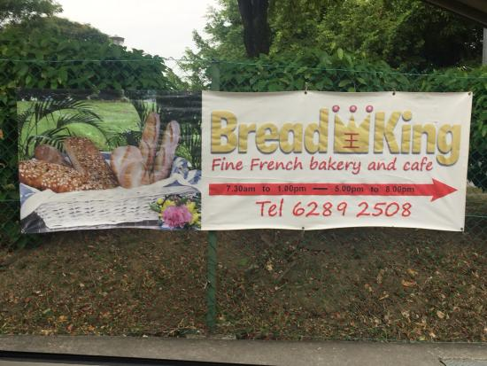 Bread King: Absolutely the best place for breads and pastries!