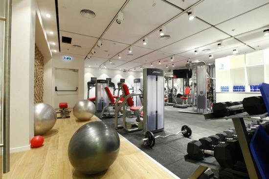Artplus Hotel Tel Aviv - an Atlas Boutique Hotel: New Free Gym