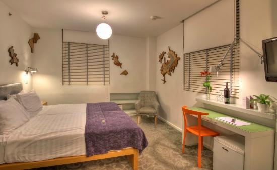 Artplus Hotel Tel Aviv - an Atlas Boutique Hotel : Guest Room