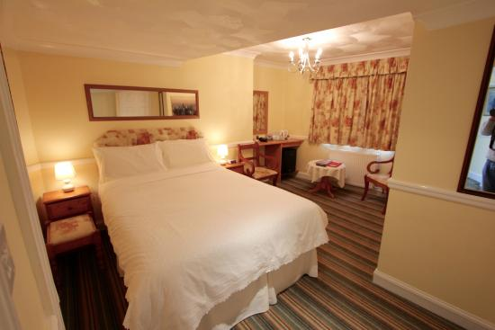 Bay View Hotel Weymouth: double room no 8