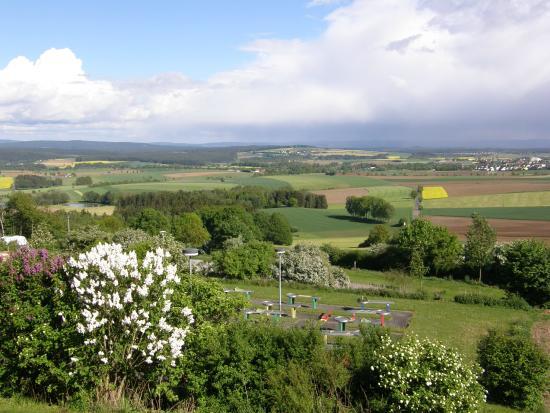 Mitterteich, Alemania: Super Aussicht