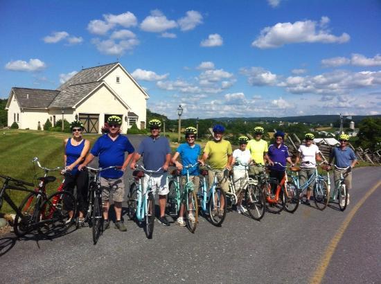 Intercourse Bike Works & Bike Tours