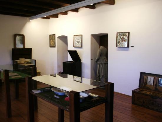 Skrip, Croacia: Room on the 2nd floor of the museum