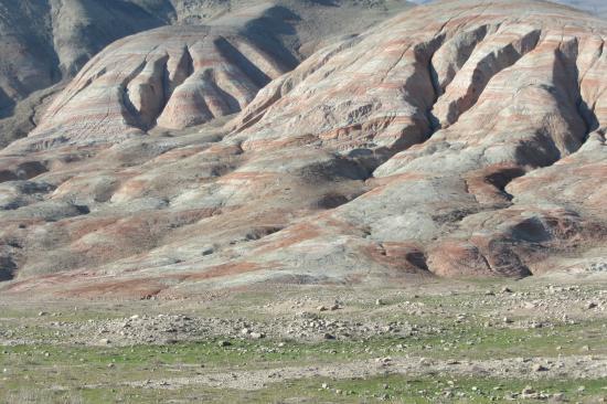 Absheron Region, Azerbaïdjan : panorama