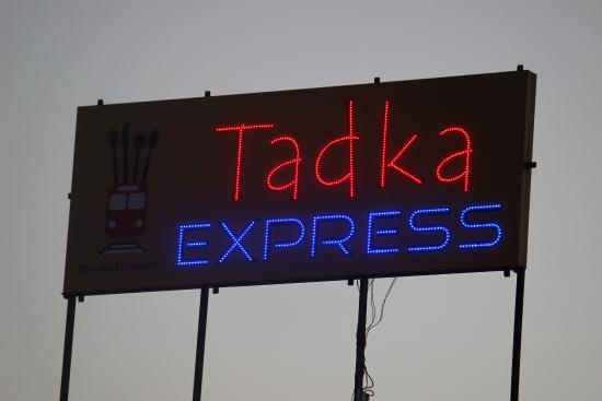 tadka express the food junction a name of taste