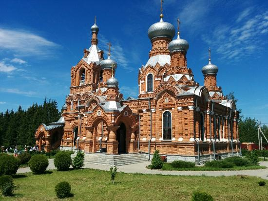 Church of The Exaltation of The Holy Cross
