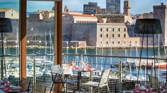 Novotel cafe marseille vieux port restaurant avis - Restaurant italien marseille vieux port ...