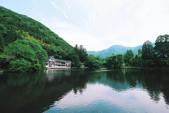 Yufuin Basin