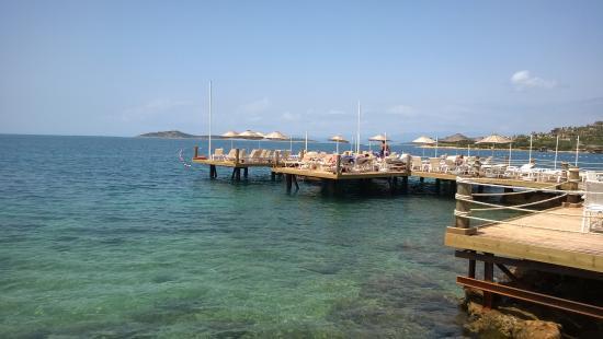 Blue Dreams Resort: Plaża