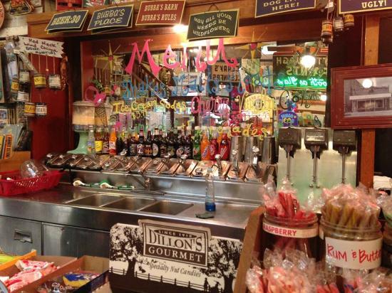 Jefferson General Store: Bar