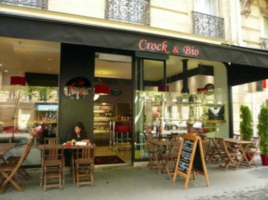 crock bio restaurant bio paris photo de crock bio paris tripadvisor. Black Bedroom Furniture Sets. Home Design Ideas