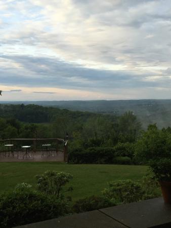 The French Manor Inn and Spa: Beautiful View